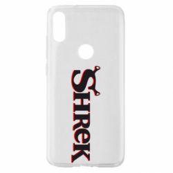 Чехол для Xiaomi Mi Play Shrek