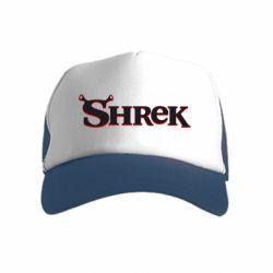 Детская кепка-тракер Shrek