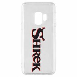 Чехол для Samsung S9 Shrek