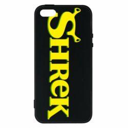 Чехол для iPhone5/5S/SE Shrek