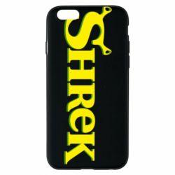 Чехол для iPhone 6/6S Shrek