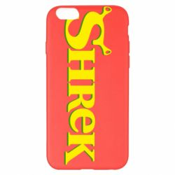 Чехол для iPhone 6 Plus/6S Plus Shrek