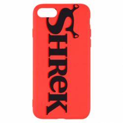 Чехол для iPhone 7 Shrek