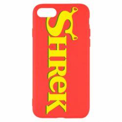 Чехол для iPhone 8 Shrek