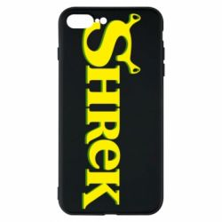 Чехол для iPhone 8 Plus Shrek
