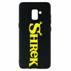 Чехол для Samsung A8+ 2018 Shrek