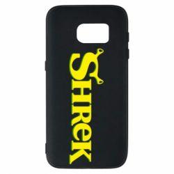 Чехол для Samsung S7 Shrek