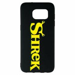 Чехол для Samsung S7 EDGE Shrek