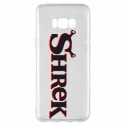 Чехол для Samsung S8+ Shrek