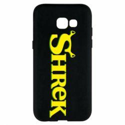 Чехол для Samsung A5 2017 Shrek