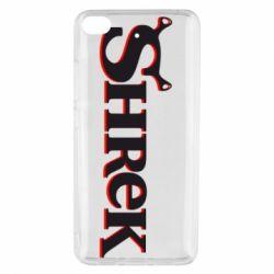 Чехол для Xiaomi Mi 5s Shrek