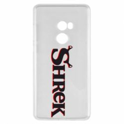 Чехол для Xiaomi Mi Mix 2 Shrek - FatLine