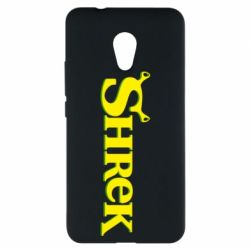 Чехол для Meizu M5s Shrek - FatLine