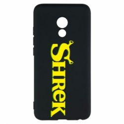 Чехол для Meizu Pro 6 Shrek - FatLine