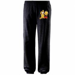 Штаны Mickey and Pikachu