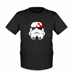 Детская футболка Штурмовик - FatLine