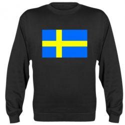 Реглан (свитшот) Швеция - FatLine