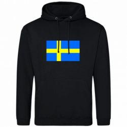 Толстовка Швеция - FatLine