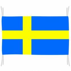 Прапор Швеція