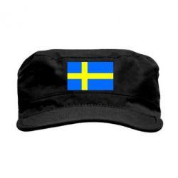Кепка милитари Швеция - FatLine