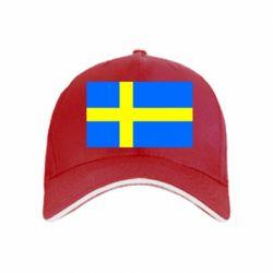 Кепка Швеція