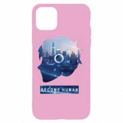 Чохол для iPhone 11 Silhouette City Detroit: Become Human