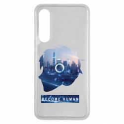 Чохол для Xiaomi Mi9 SE Silhouette City Detroit: Become Human