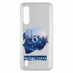 Чохол для Xiaomi Mi9 Lite Silhouette City Detroit: Become Human