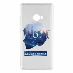 Чохол для Xiaomi Mi Note 2 Silhouette City Detroit: Become Human