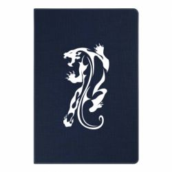 Блокнот А5 Silhouette of a tiger