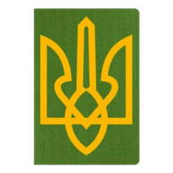 Блокнот А5 Simple coat of arms with sharp corners
