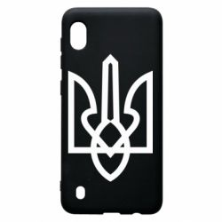 Чехол для Samsung A10 Simple coat of arms with sharp corners