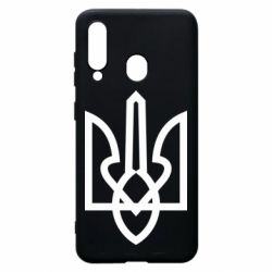 Чехол для Samsung A60 Simple coat of arms with sharp corners