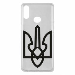 Чехол для Samsung A10s Simple coat of arms with sharp corners