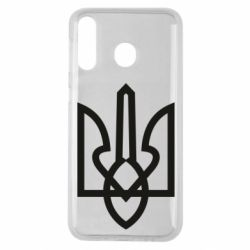 Чехол для Samsung M30 Simple coat of arms with sharp corners