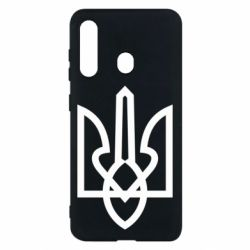 Чехол для Samsung M40 Simple coat of arms with sharp corners
