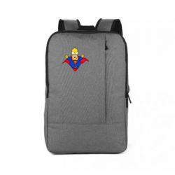 Рюкзак для ноутбука Simpson superman