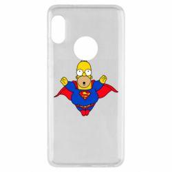 Чехол для Xiaomi Redmi Note 5 Simpson superman
