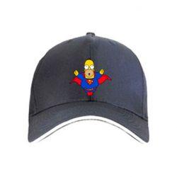 Кепка Simpson superman