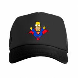 Кепка-тракер Simpson superman