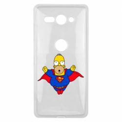 Чехол для Samsung J6 Plus 2018 Simpson superman