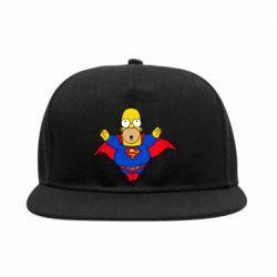 Снепбек Simpson superman