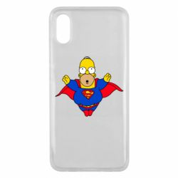Чехол для Xiaomi Mi8 Pro Simpson superman
