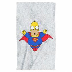 Полотенце Simpson superman
