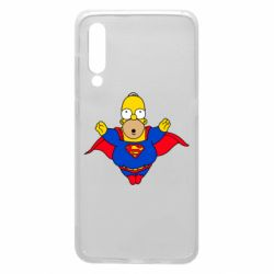 Чехол для Xiaomi Mi9 Simpson superman