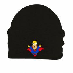 Шапка на флисе Simpson superman