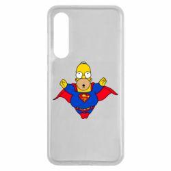 Чехол для Xiaomi Mi9 SE Simpson superman