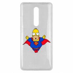Чехол для Xiaomi Mi9T Simpson superman