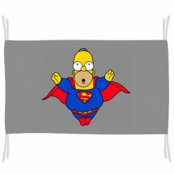 Флаг Simpson superman