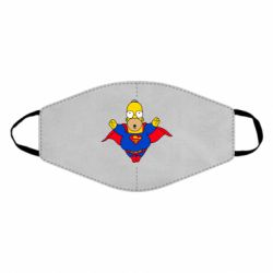 Маска для лица Simpson superman